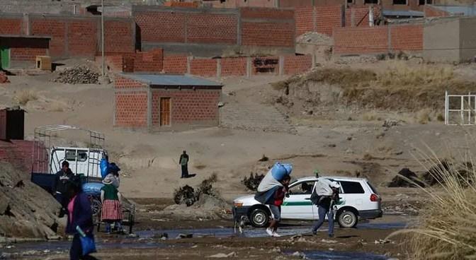 Señalan que se incrementa el contrabando en la frontera con Argentina