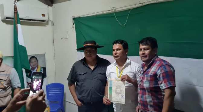 Cidob respalda al tarijeño Jaime Balanza para que sea el nuevo Ministro de HIdrocarburos