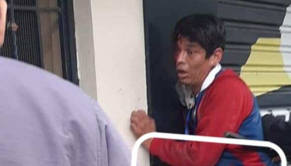 Policía aprehende a hombre denunciado por intentar robar en local