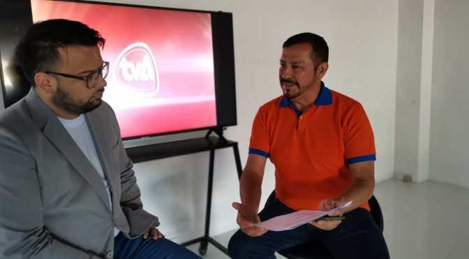 Richard Rocha propone planta de diésel a base de basura y albergue canino en Tarija