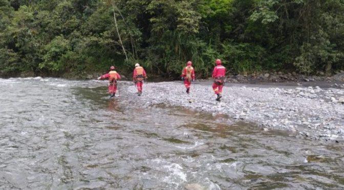 Dos comunarios pierden la vida tras ahogarse en el río Camacho