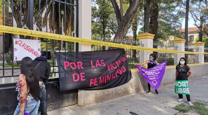 #8M: ¡Contra toda violencia capitalista y patriarcal!