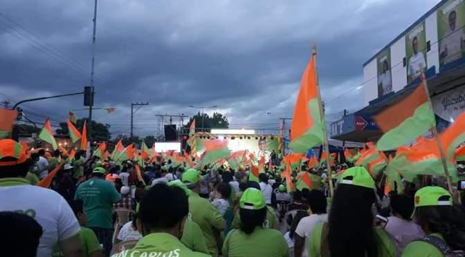 Unidos se declara la segunda fuerza política de Yacuiba