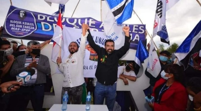 MTS desvincula a «Chulo» Torrez por apoyar a Ruiz