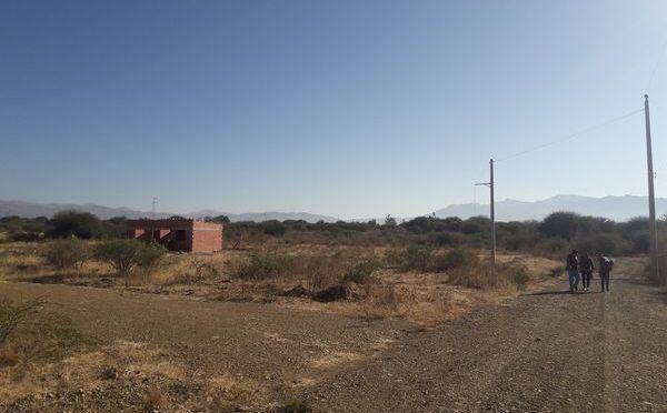 En Monte Méndez, una mujer sale a trabajar y le asaltan su casa, la dejaron endeudada
