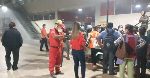 Al menos 300 comerciantes se capacitan en evacuación de incendios en los mercados