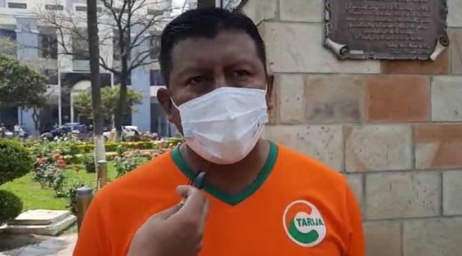 Iniciarán un proceso interno institucional contra el diputado Rosas en Comunidad Ciudadana