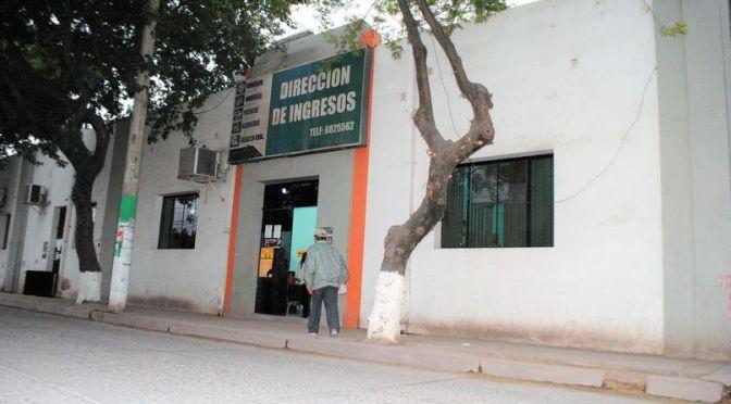 Yacuiba prevé recaudar hasta Bs 3 MM por impuestos a bienes y patentes