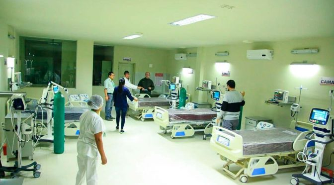 HRSJD llega al picó máximo del año pasado en terapía intensiva Covid-19, esperan superarlo