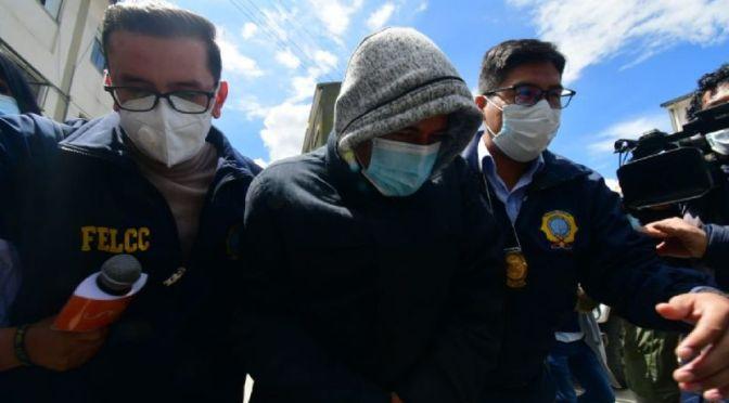 Caso soborno: Lima asegura que $us 200 mil iban para dirigentes interculturales