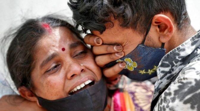 Coronavirus: cuán agresiva es la variante india y por qué se sabe tan poco sobre ella