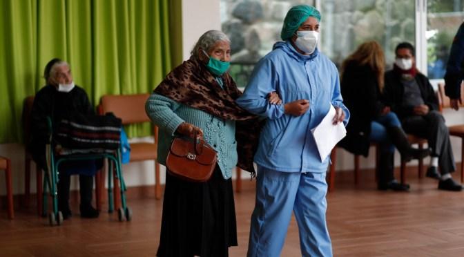 El crítico panorama de Sudamérica en el peor momento de la pandemia