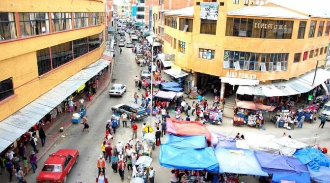 Mercado Campesino: Un foco de contagio en el viernes santo