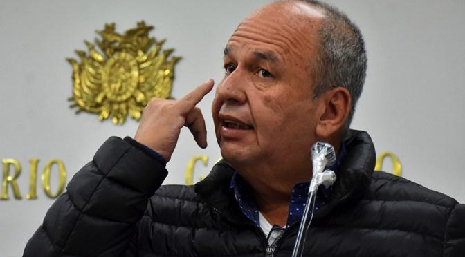 Murillo se burla de las denuncias que le sigue el Gobierno Nacional