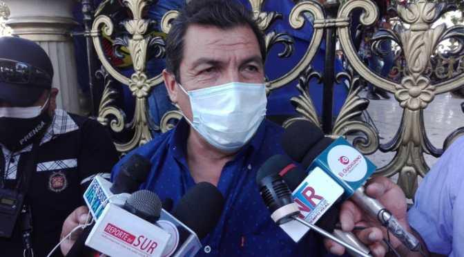 Bermejo no retrocede y pide apertura de fronteras con Argentina