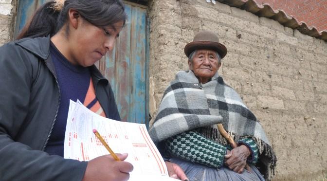 Fundación Jubileo presiona a Gobierno para que existe censo nacional