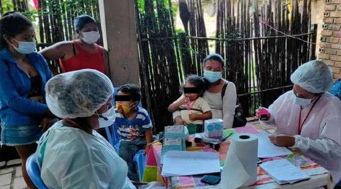 Médicos optan por »no vacunarse» por falta de dosis en Beni