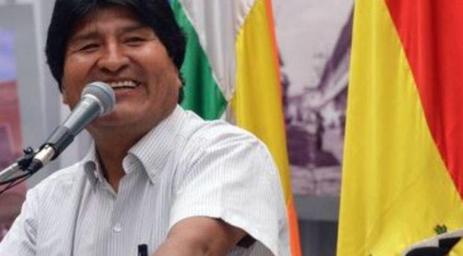 Alcaldes electos se reunieron con Evo Morales, en La Paz