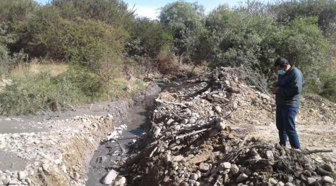 ESTAFA: Planta de San Blas no fue construida para tratar aguas residuales de Tarija