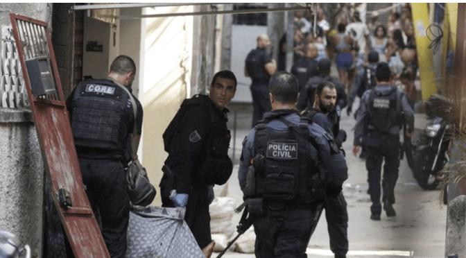 Efectivo policial sienta denuncia contra un oficial por agredirlo a golpes
