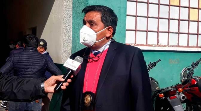 Fiscalía imputa al exjefe de la FELCC por presunta manipulación de casos
