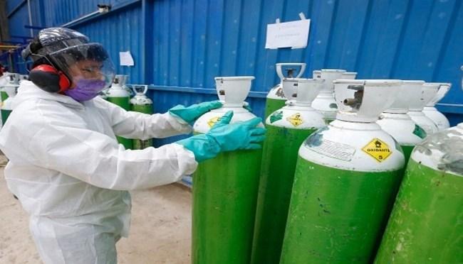 Tarija recibirá oxígeno medicinal gracias a las gestiones del Gobierno Nacional