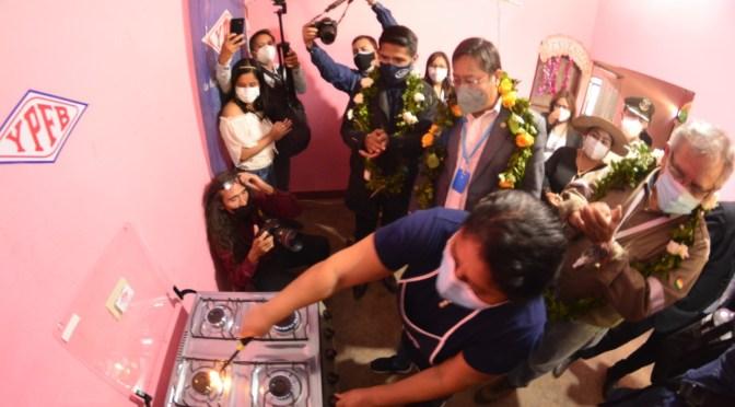 YPFB abre oficinas en Villa Montes para iniciar con instalaciones de gas domiciliario
