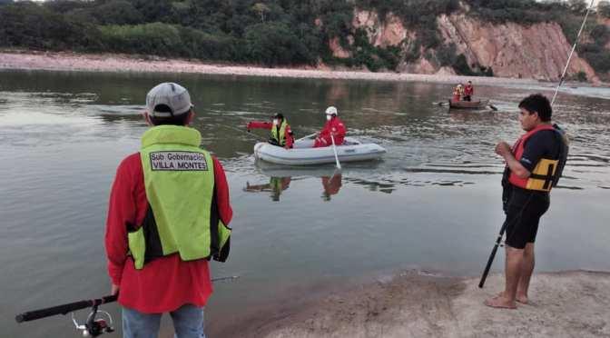 En Villa Montes: Pescador muere ahogado en el río Pilcomayo