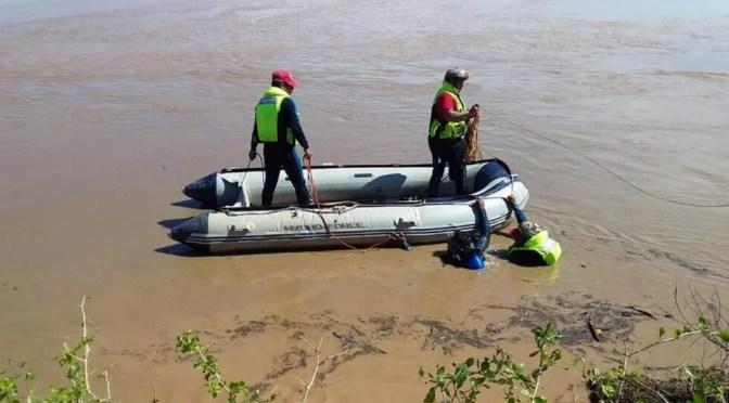 En Villa Montes: Aun buscan al tarijeño ahogado en las orillas del río Pilcomayo