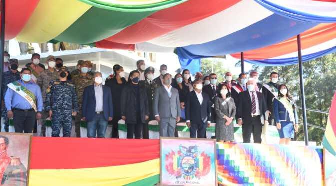 Conmemoran los 86 años del cese de hostilidades de la guerra del Chaco