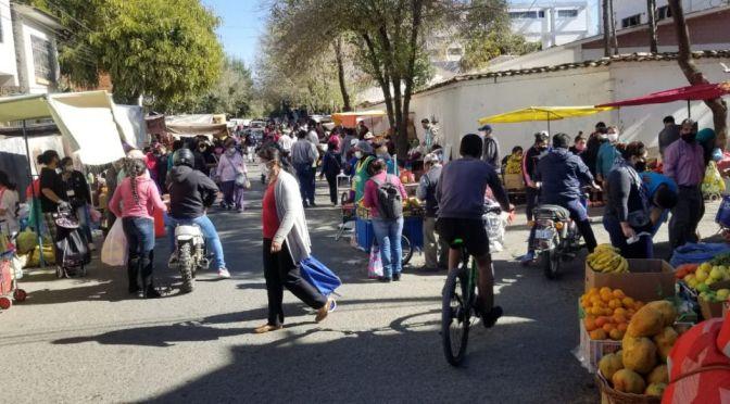 """En Tarija se desarrolló un encapsulamiento """"a medias"""", el comercio no cede"""