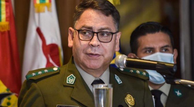 Policía revela que piloto del avión que ingresó municiones desde Ecuador cumple misión diplomática en China