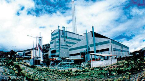 Gobierno inaugura planta de oxígeno en Karachipampa con capacidad de producir 2 t diarias