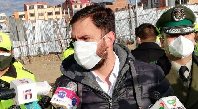Del Castillo considera que 'el caso está cerrado' y que Añez cometió 13 vulneraciones