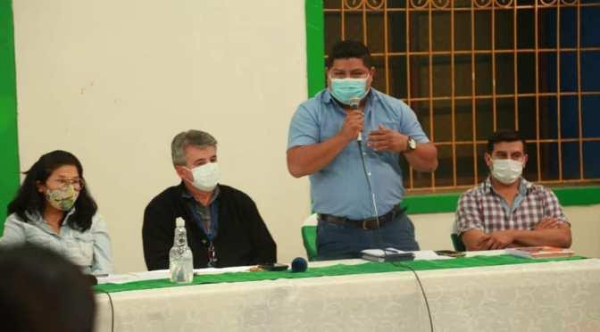 Ábrego anuncia investigación para conocer las inversiones en el Fray Quebracho