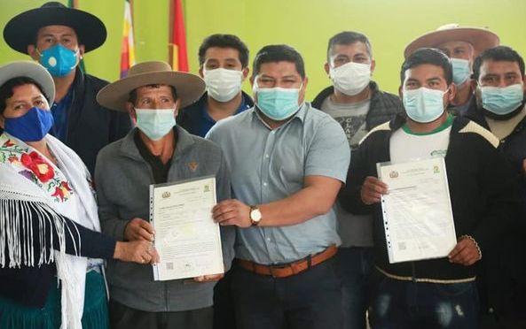 Más de 700 productores rurales del Chaco reciben títulos propietarios