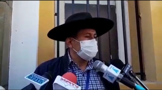 El MAS afirma que el Gobierno transfirió Bs 9 MM para salud en Tarija