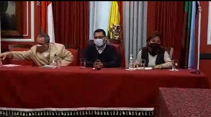 COED descarta encapsular Tarija por 4 días y mantiene las restricciones
