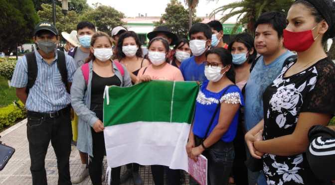 Juventudes del MAS amenazan con movilizaciones contra Óscar Montes