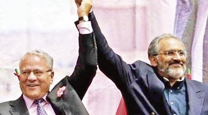 """Mesa dice que no dará explicaciones: """"Morales, el Gobierno y el MAS pretenden que agache la cabeza"""""""