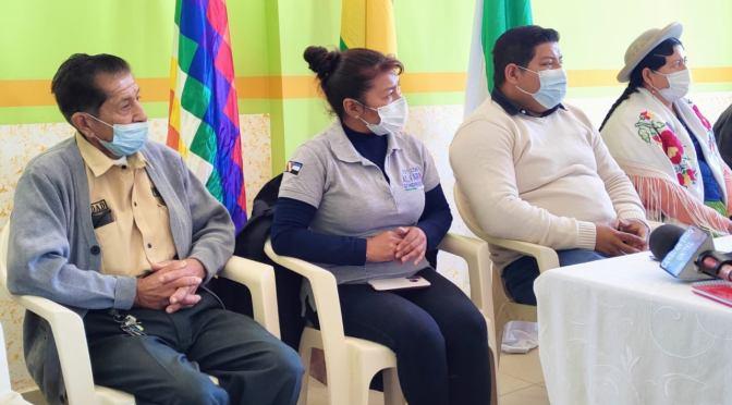 Yacuiba:Adultos Mayores recibirán hasta el 16 de julio las canastas de enero, febrero y marzo