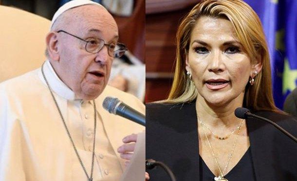 El gobierno de Áñez ignoró en 2020 el pedido del Papa Francisco de salvoconductos para asilados