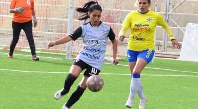 Viceministra de Deportes, Cielo Veizaga incursiona en el fútbol con Always Ready