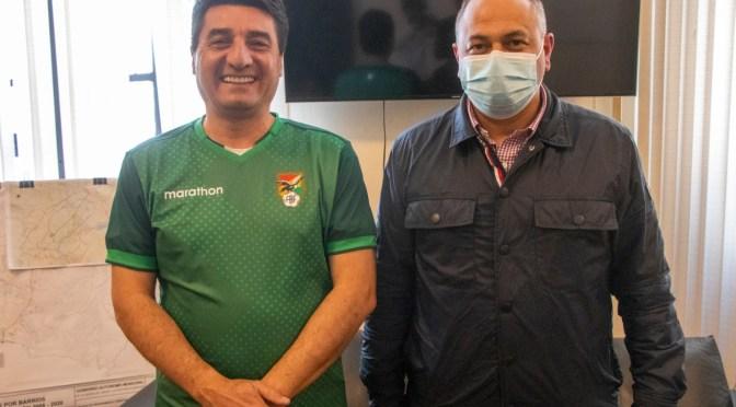 FBF y Alcaldía de Tarija concretarán acuerdo la próxima semana