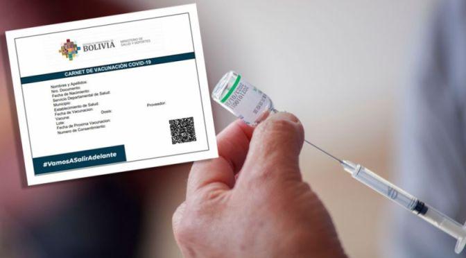 ¿Perdió su carné de vacuna? Conozca cinco pasos para recuperar este importante documento