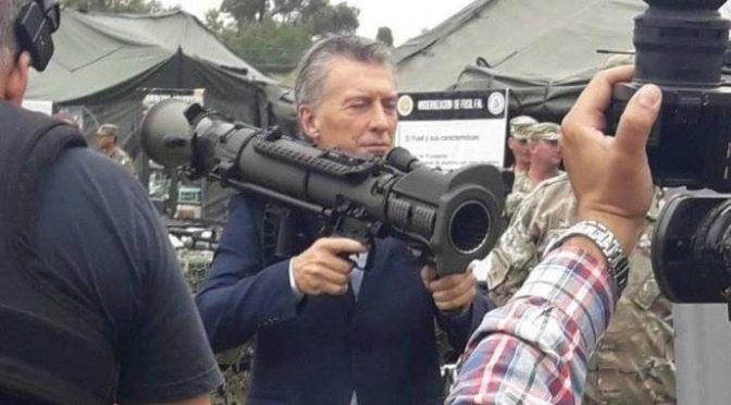 Macri busca frenar la investigación del envío de armamento a Bolivia