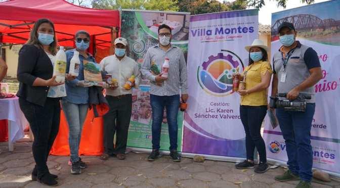 Villa Montes presente en el 1er Encuentro de Turismo Productivo del Chaco Boliviano