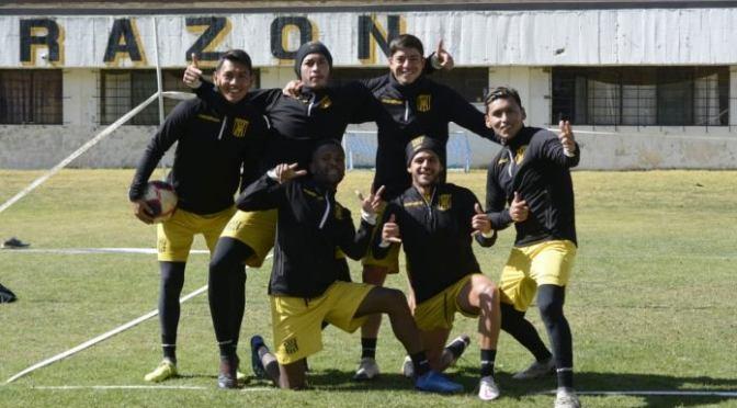 El Tigre invicto reaparece y expone la punta en Potosí