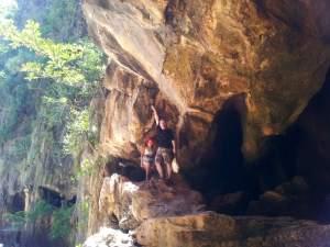 cavein Khao Phing nan
