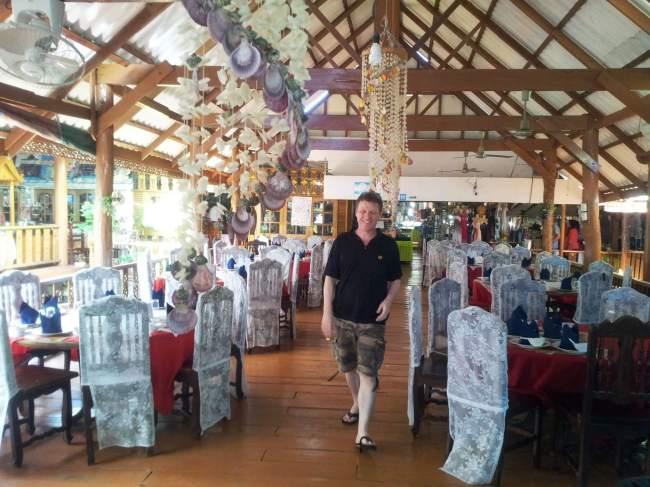 Restaurant at Panyee Village